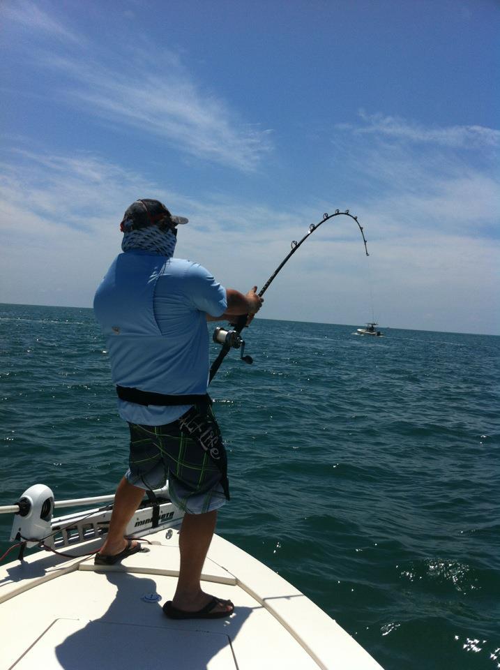 Southwest florida action packed fishing photos for Deep sea fishing sarasota fl